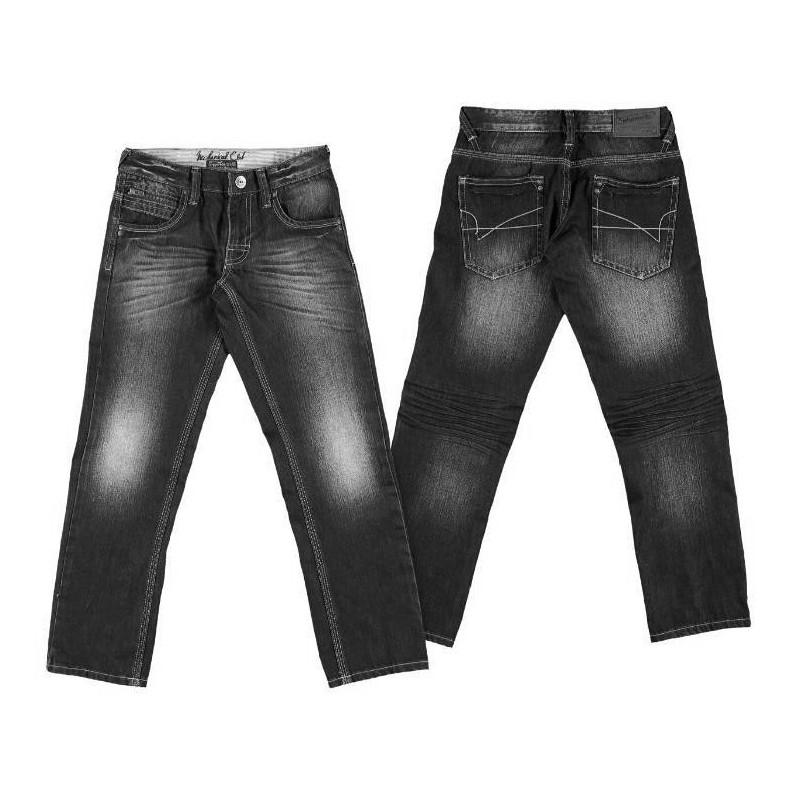 Spodnie jeans Mayoral 7523 czarne