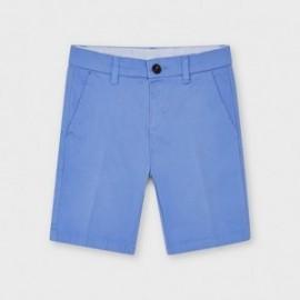 Bermudy dla chłopców Mayoral 202-46 Błękitny