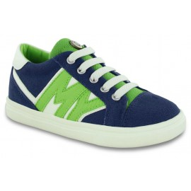 Mayoral 45673-48 Tenisówki moda kolor Granatowy