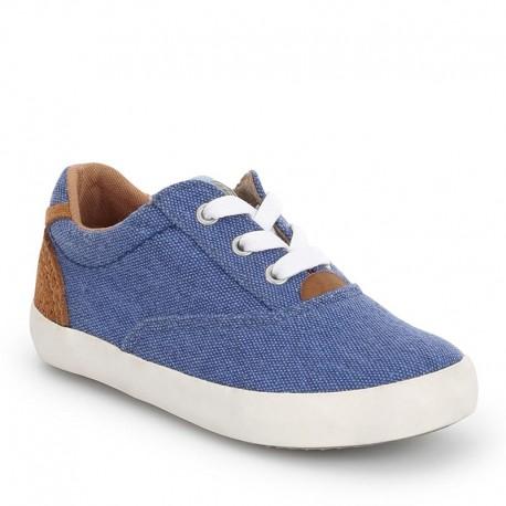 Mayoral 43669-38 Buty materiał kolor Jeans