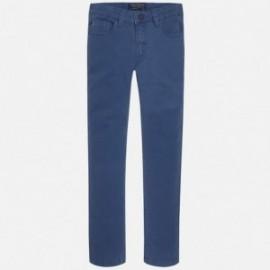 Mayoral 7510-10 Spodnie pika 5 kieszeni kolor Kobalt