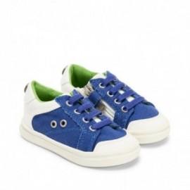 Mayoral 41662-50 Tenisówki moda kolor Niebieski
