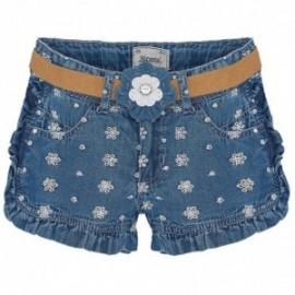 Mayoral 3272-5 Bermudy jeans kolor Jeans