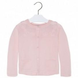 Mayoral 3322-32 Sweter rozp. dzianina kolor Różowy