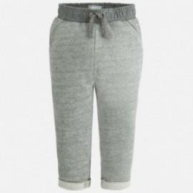 Mayoral 4500-23 Spodnie długie nieformalne kolor Szary