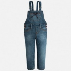 Mayoral 4600-28 Ogrodniczki długie jeans kolor Basic