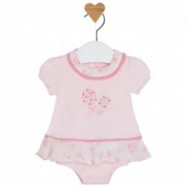 Mayoral 1804-79 Pajacyk koszulka kolor Róż.baby