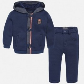 Mayoral 2590-37 Zestaw długie spodnie kolor Niebieski