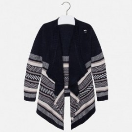 Mayoral 4332-21 Sweterek rozp. trykot kolor Granatowy