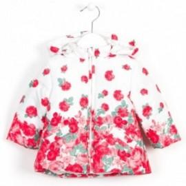 Losan kurtka róże 628-2005AD kolor biały/czerwony