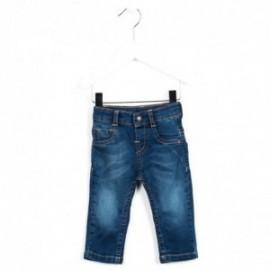 Losan spodnie jeans 627-9653AC kolor granat