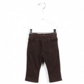 Losan spodnie 627-9656AC kolor brąz