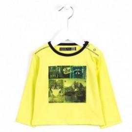 Losan bluzka dł. ręk. 627-1013AC kolor żółty