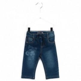 Losan spodnie jeans 627-6018AC kolor granat