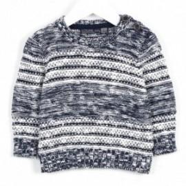 Losan sweter 627-5003AC kolor czarny/krem