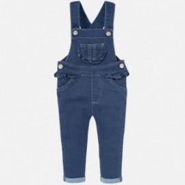 Mayoral 2646-5 Ogrodniczki długie jeans kolor Jeans