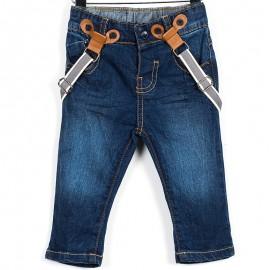 Losan spodnie 627-9002AC kolor granat