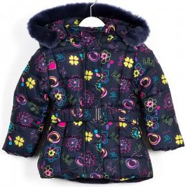 Losan kurtka 626-2006AD kolor fiolet
