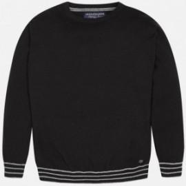 Mayoral 354-72 Sweter bawełna kolor Czarny