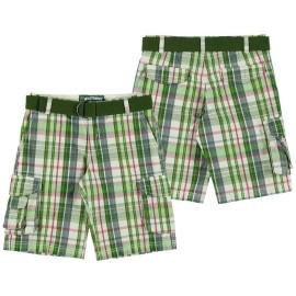 Spodnie rybaczki Mayoral 6237 krata zielony
