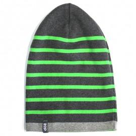 Doll Czapka dzianinowa 1627745120-8810 kolor szary/zielony