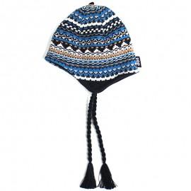 Doll Czapka dzianinowa 1623715567-3105 kolor granat/niebieski