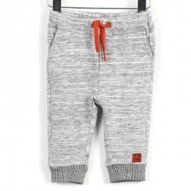 Losan spodnie 627-6014AC kolor jasny popiel