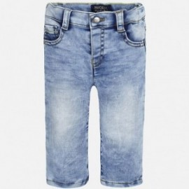 Mayoral 1535-90 Spodnie jeans kolor Basic