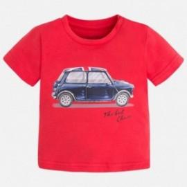 Mayoral 1029-32 Koszulka k/r samochód kolor Hibiskus