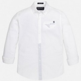 Mayoral 6137-61 Koszula d/r kolor Biały