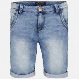 Mayoral 6259-49 Bermudy jeans kolor Basic