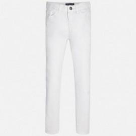 Mayoral 6515-26 Spodnie super slim kolor Gips