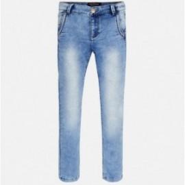 Mayoral 6509-49 Spodnie długie jeans kolor Basic