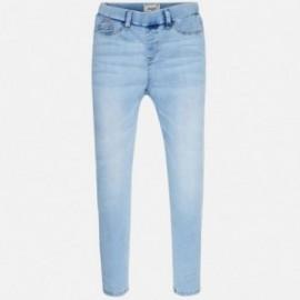 Mayoral 741-55 Leggins jeans basic kolor Bleached