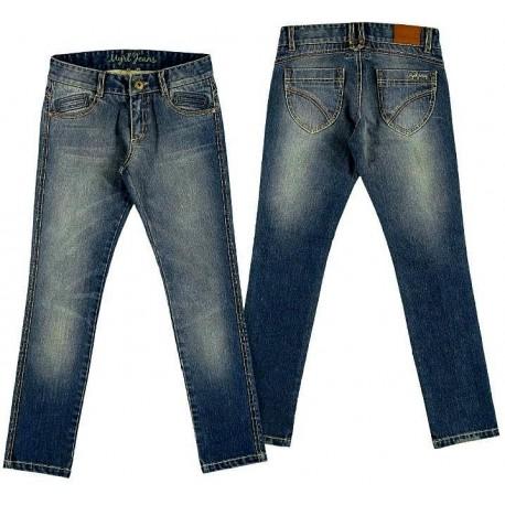 Spodnie jeans Mayoral 557 granat