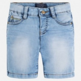 Mayoral 3211-19 Bermudy jeans kolor Basic