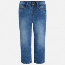 Mayoral 3507-68 Spodnie jeans kolor Ciemny