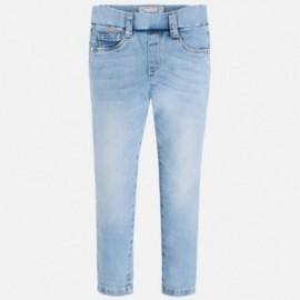 Mayoral 736-50 Leggins jeans basic kolor Bleached