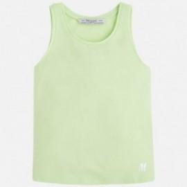 Mayoral 181-17 Koszulka ramiączka basic kolor Kiwi