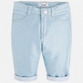 Mayoral 3259-5 Spodnie rower plusz kolor Jeans