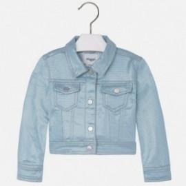 Mayoral 3469-5 Kurtka błyszcząca kolor Jeans