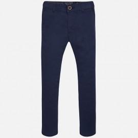 Mayoral 530-83 Spodnie klasyczne serża kolor Granatowy