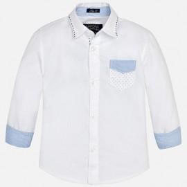 Mayoral 1167-17 Koszula d/r kolor Biały
