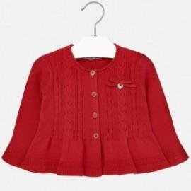 Mayoral 2328-60 Sweter rozp.dzian. długi kolor Czerwony