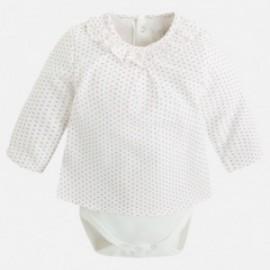 Mayoral 2780-55 Body bluzeczka kolor Karminowy