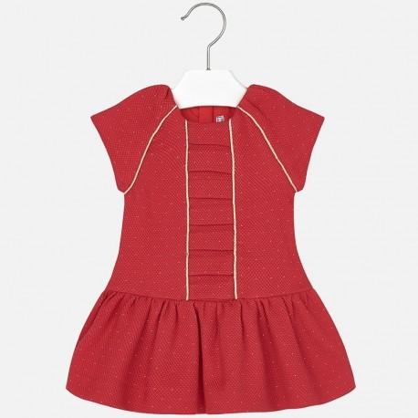 Mayoral 2928-27 Sukienka pika kolor Czerwony
