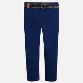 Mayoral 3503-79 Spodnie z paskiem kolor Astral