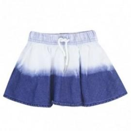 Boboli 403041-BLUE Spódnica kolor niebieski