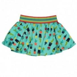 Boboli 413121-9443 Spódnica kolor morski