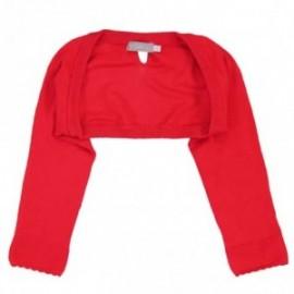 Boboli 723091-3536 bolerko kolor czerwone